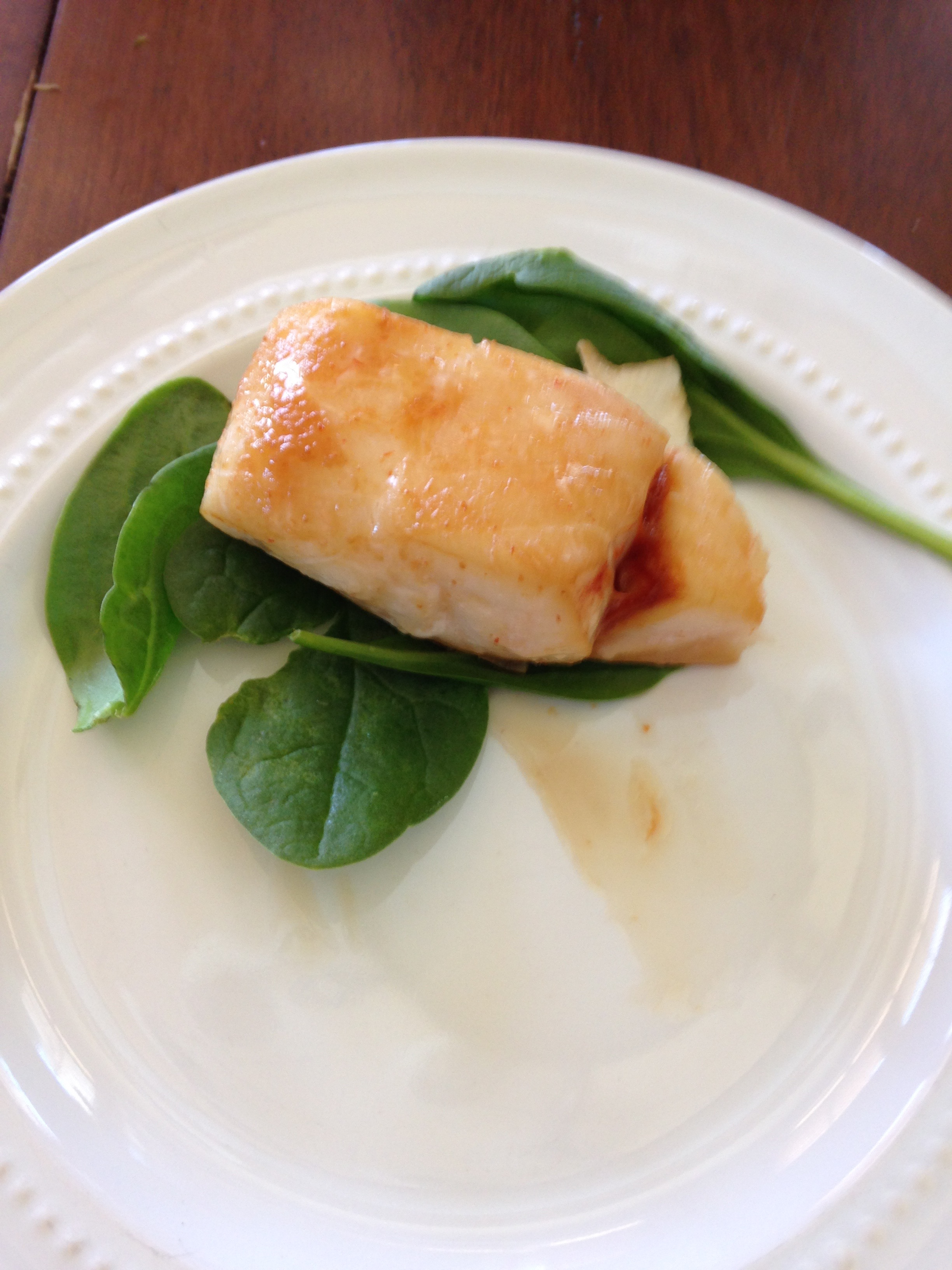sriracha glazed haddock copy